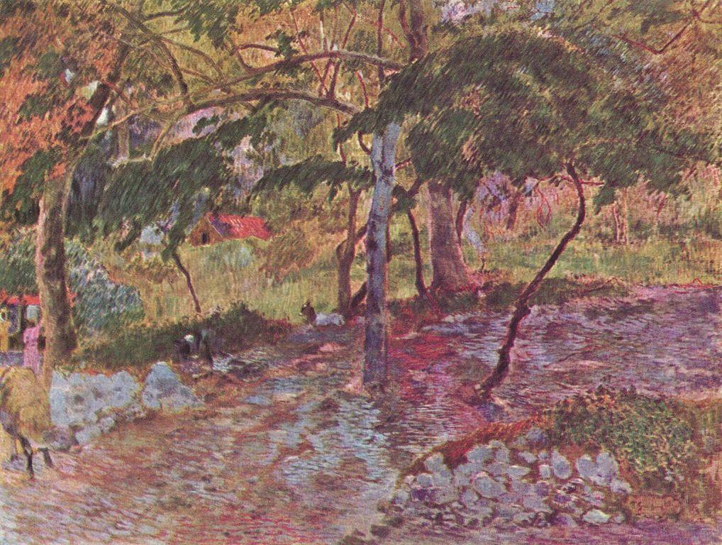 Paul Gauguin Paintings