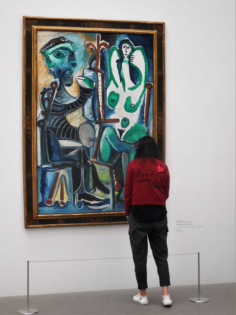 musee picasso antibes / Travel French Riviera / Paintings of Pablo Picasso