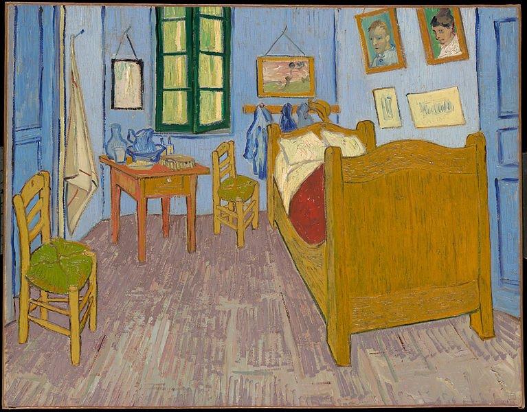 paintings by Van Gogh