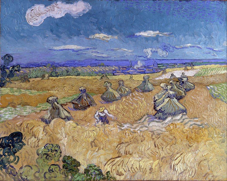 Vincent Van Gogh famous paintings