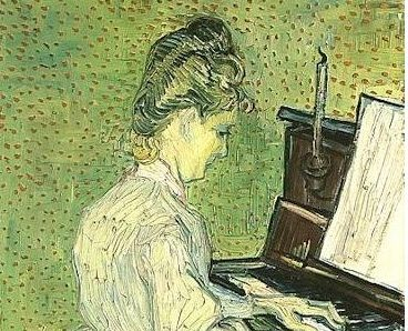 Van Gogh famous paintings