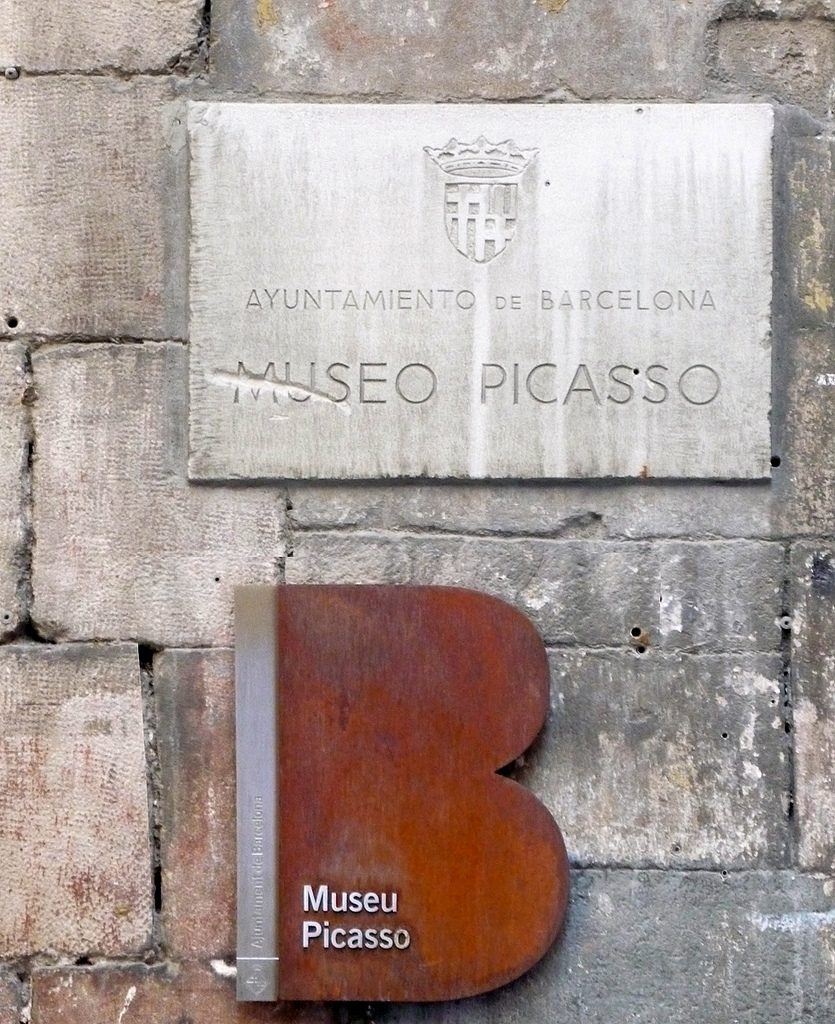 Museo Picasso Barcelona - one of the best art museums in Europe