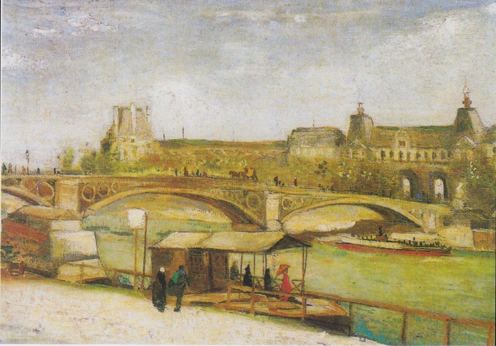Van Gogh painting