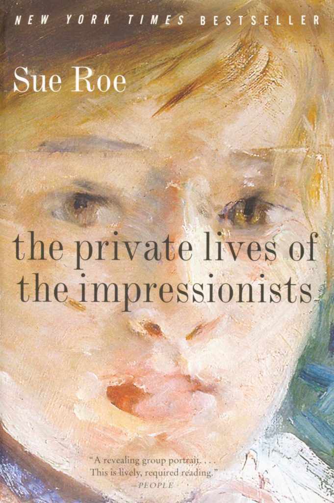 The Best non-fiction book about the Impressionists
