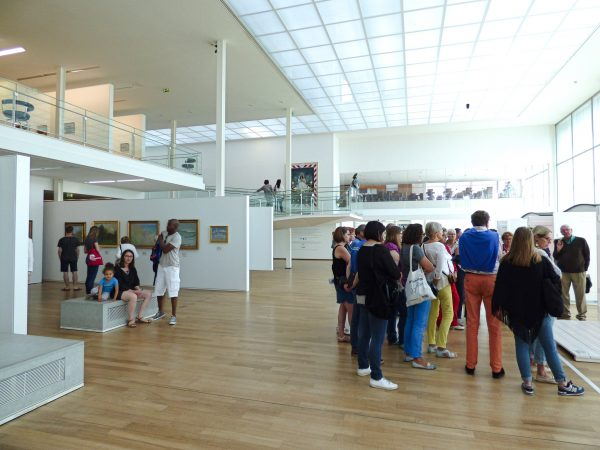 Musée d'art moderne André Malraux in Le Havre