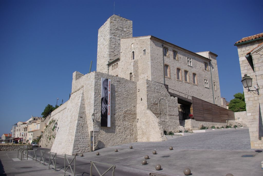 Musee Picasso Antibes / One of the best European art museums for Picasso fans