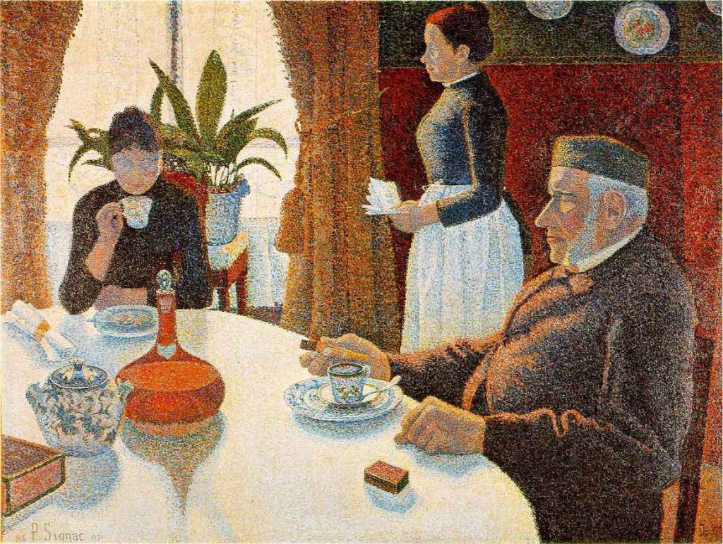 Paul Signac art