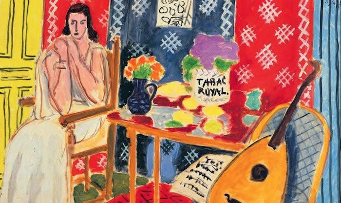 Henri Matisse Paintings - fauvism art