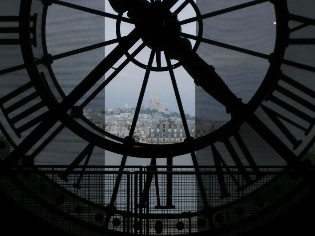 Musee D'Orsay - one of the museums included in the Paris Three Day Itinerary Impressionism Trail
