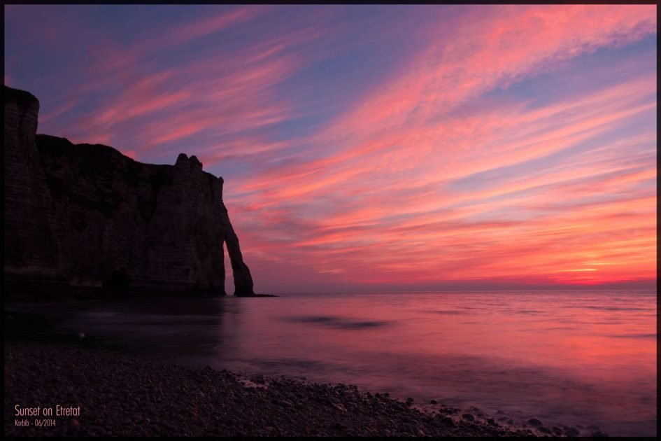 Etretat Normandy
