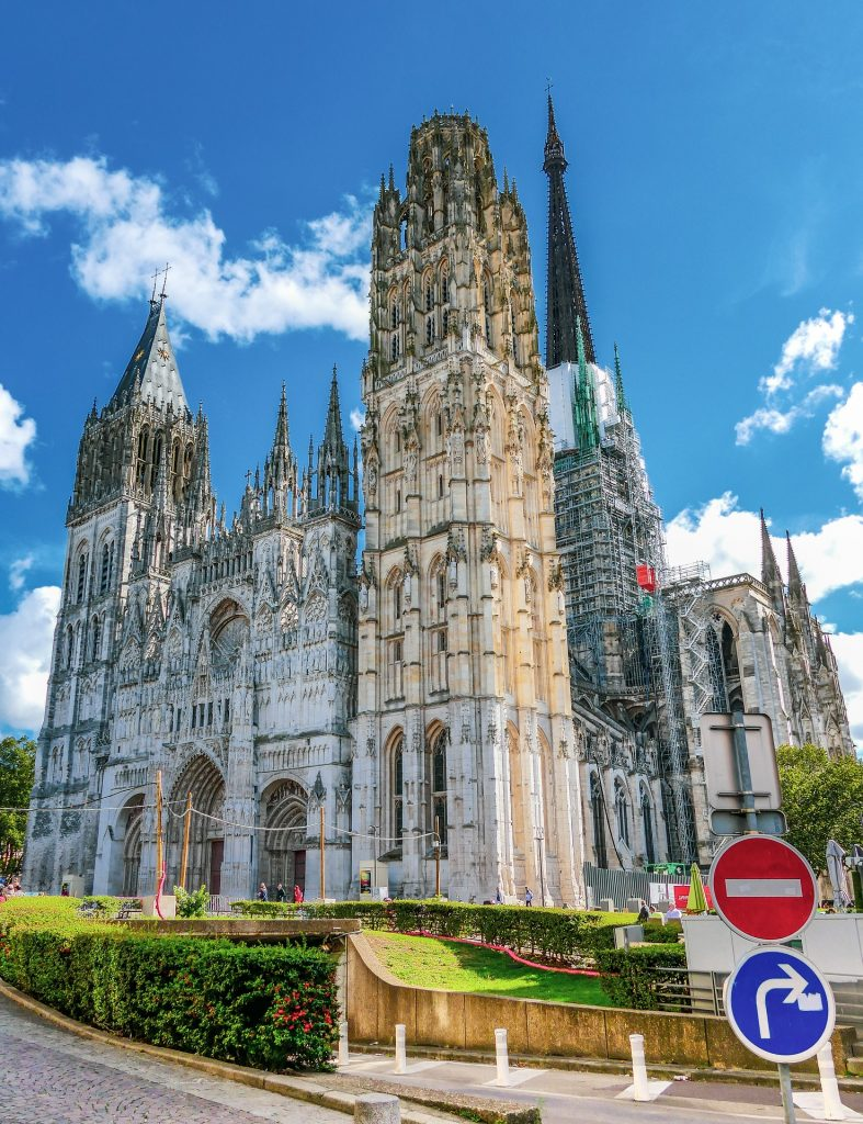 Where to go in Normandy - Rouen Notre Dame Cathedral
