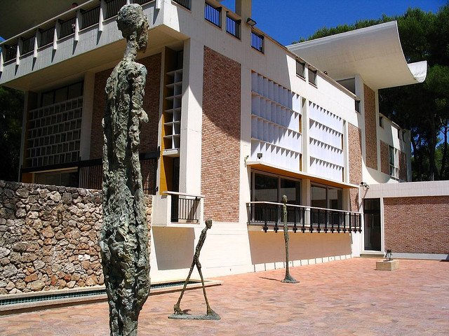 Travel - French Riviera - Maeght Foundation