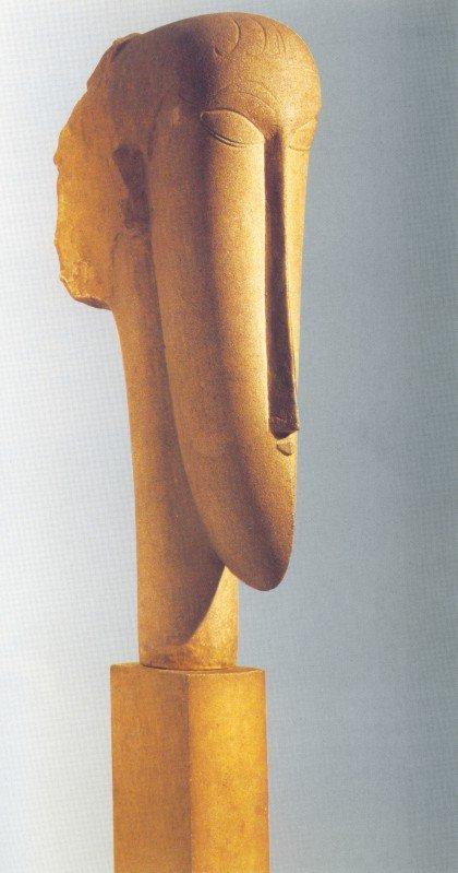 Modigliani Sculpture