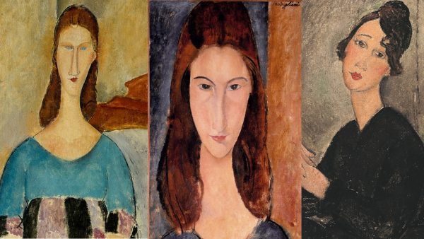 Amedeo Modigliani paintings
