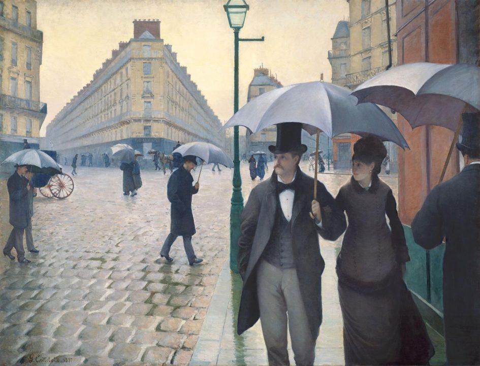 19th century Paris