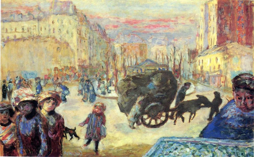 Pierre Bonnard Painting - Post Impressionism