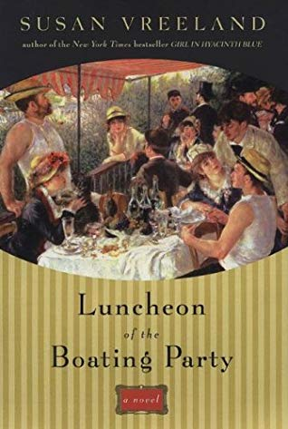 The novel, Luncheon of the Boating Party by  Susan Vreeland.