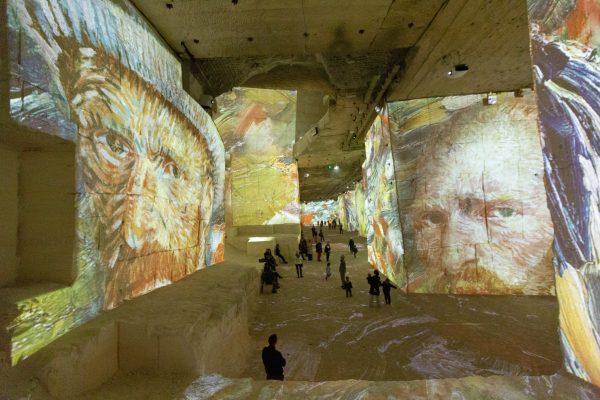 Carrieres de Lumieres - Van Gogh Sound & Light Show