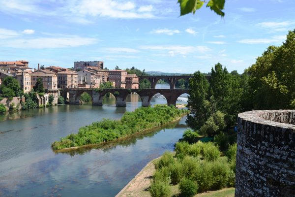 Albi - the birthplace of Toulouse-Lautrec