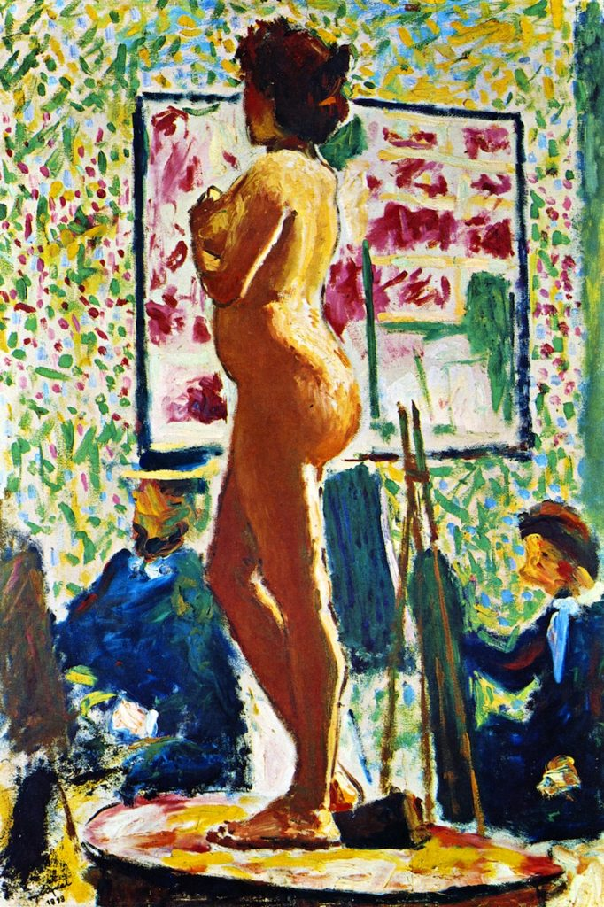 Fauvism art painting