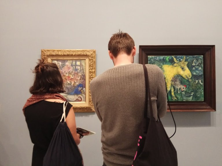 Art museums in France with the famous artworks of the Impressionists