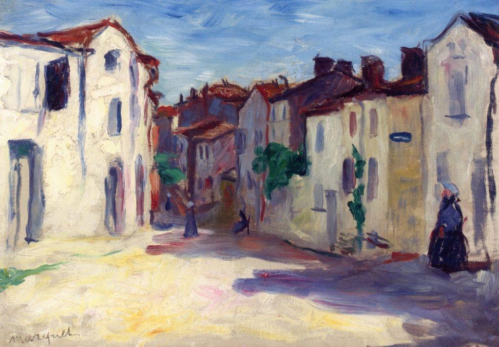 Albert Marquet Painting