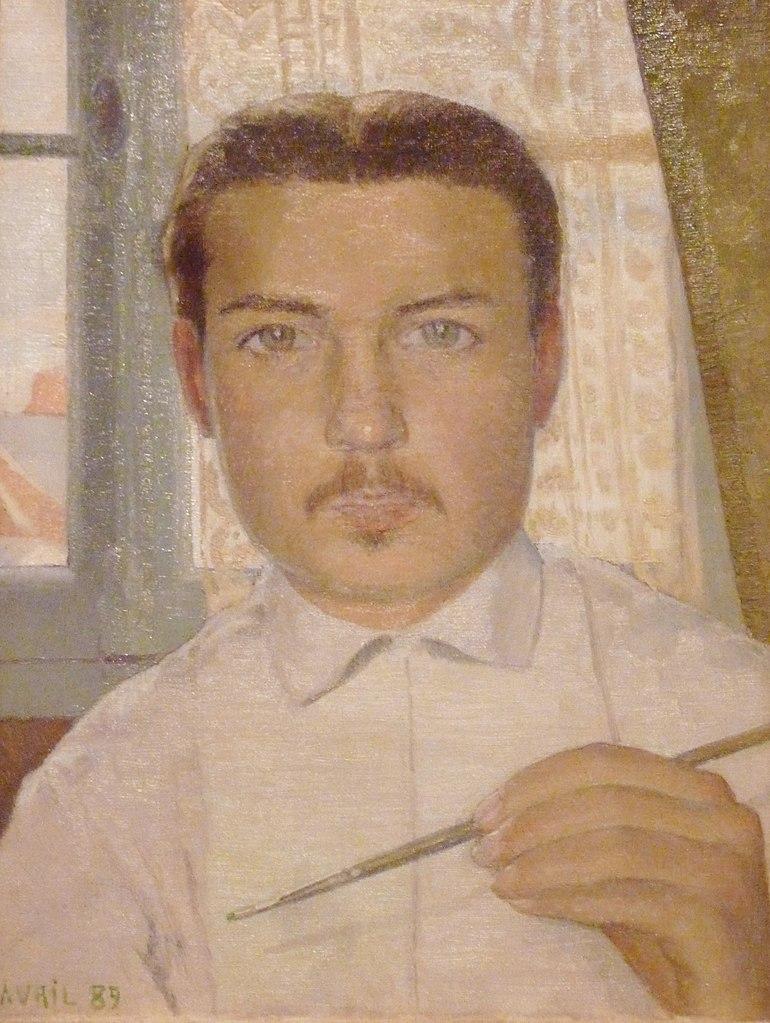 Maurice Denis Self Portrait