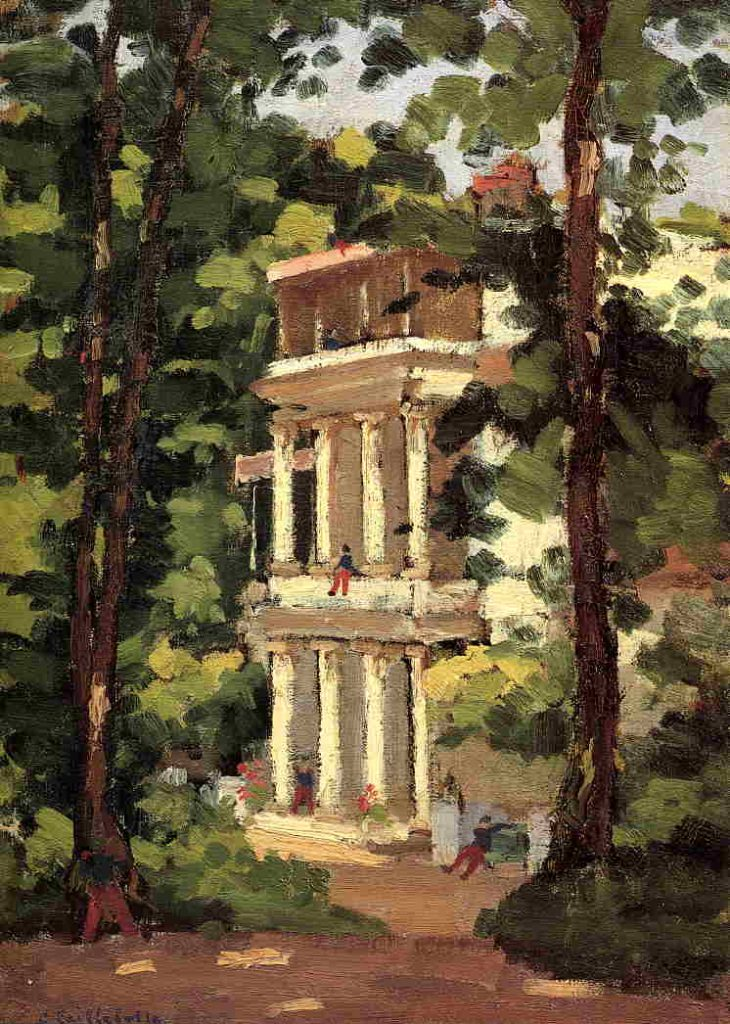 Gustave Caillebotte Painting - Yerres