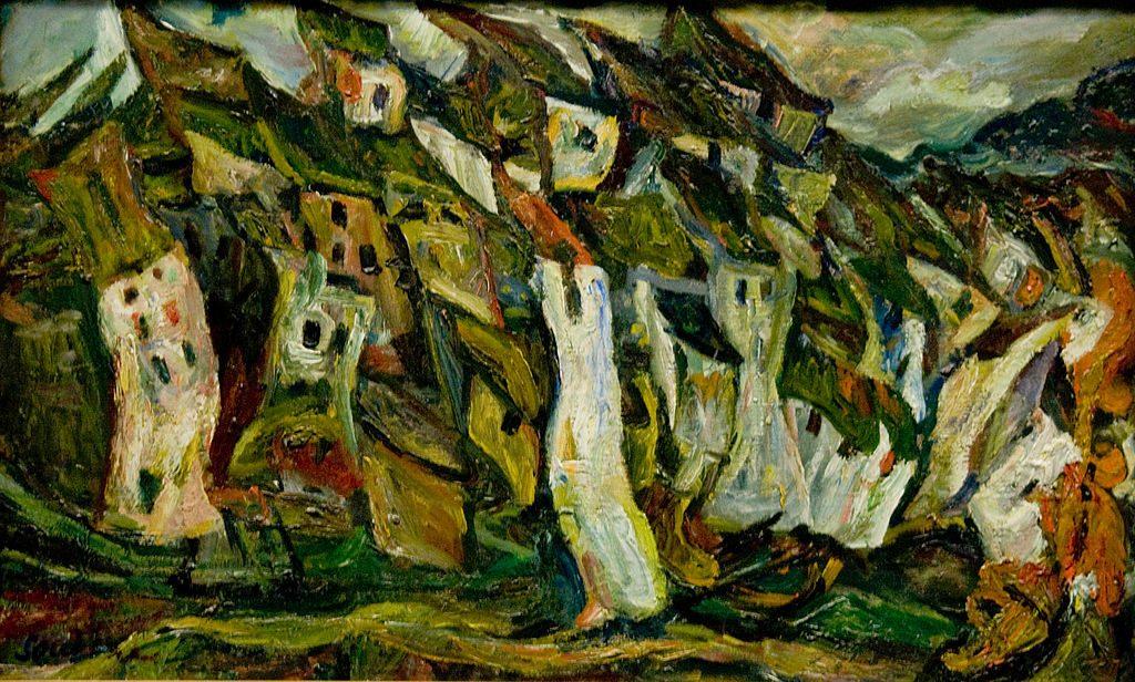 Chaim Soutine Post-Impressionism Painting