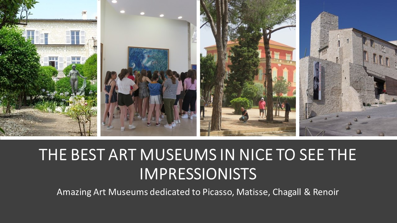 The Best Nice Museums to see the Impressionists