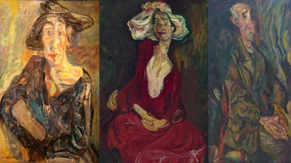 Chaim Soutine-Paintings of Torment & Pain - iTravelWithArt