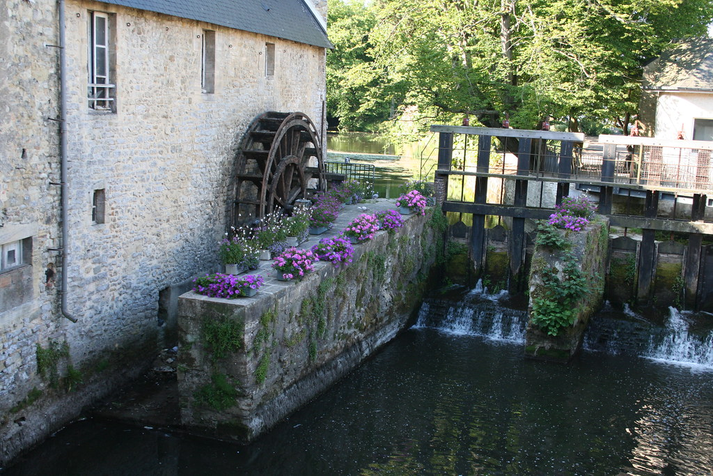 Pont Aven watermill