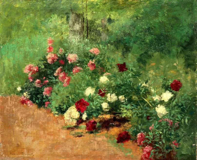 Henri Rouart Painting