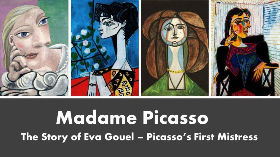 Madame Picasso - The story of Eva Gouel