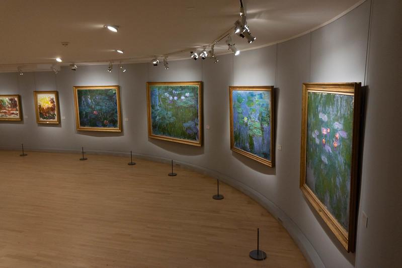 Claude Monet Collection at the Marmottan Monet Museum in Paris