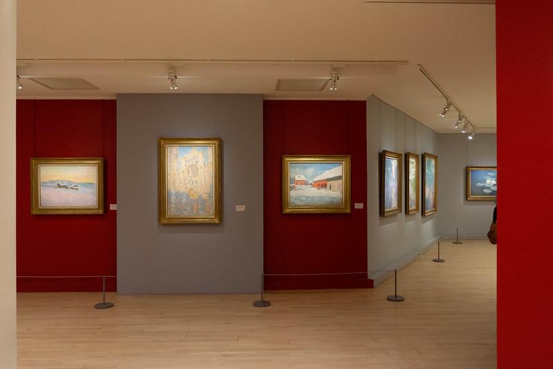 Musee Marmottan Monet in Paris.