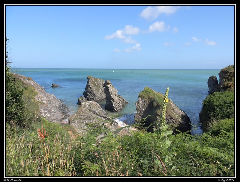 Places to See in Brittany; Belle-Ile-Mer