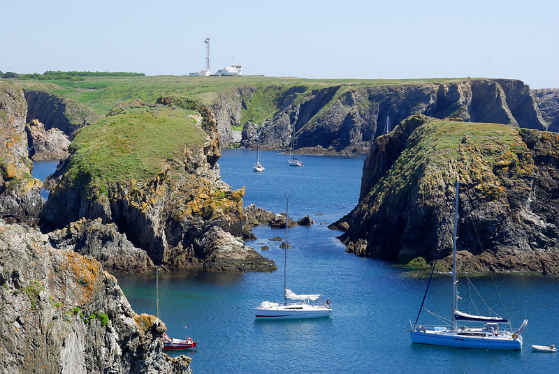 Places to See in Brittany - Belle-Ile-en-Mer