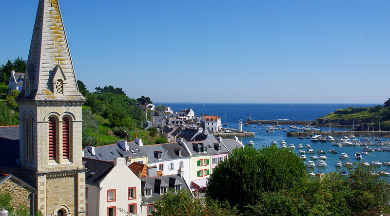 Places to See in Brittany; Belle-Ile-en-Mer