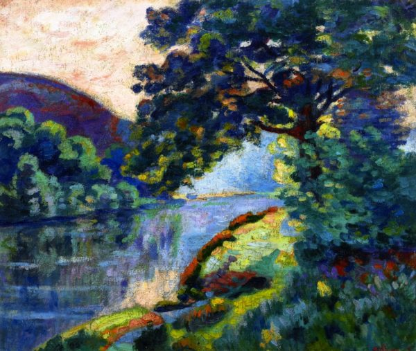 Armand Guillaumin Landscape Painting