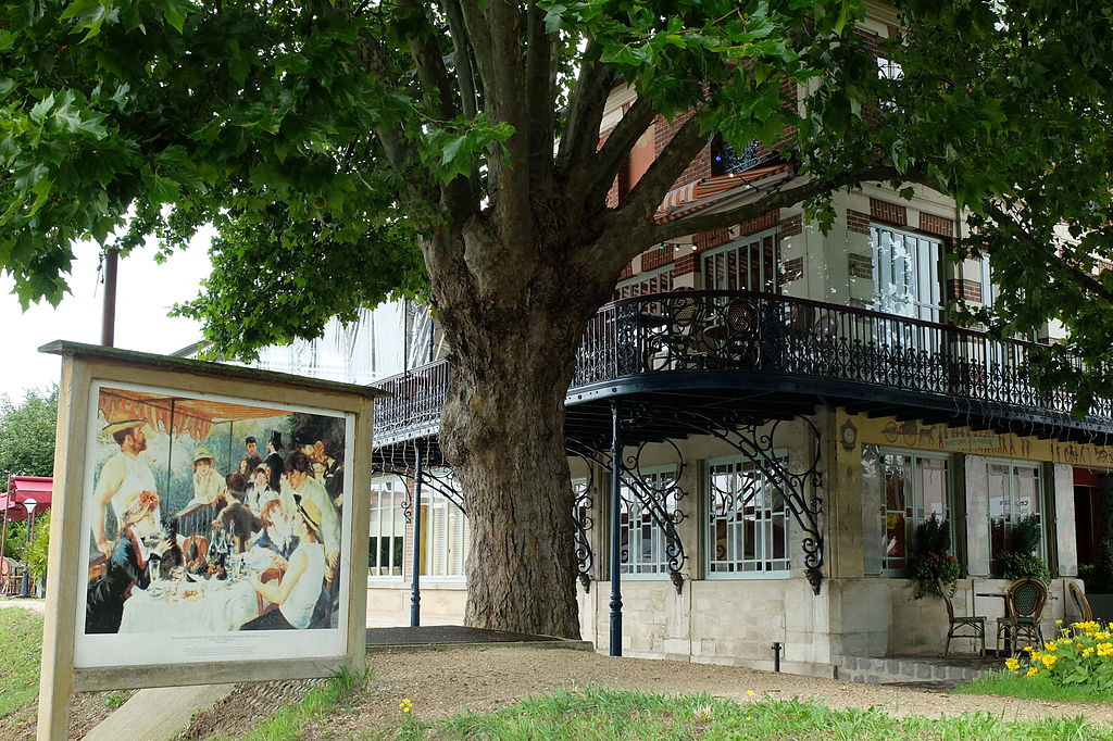 Masion Fournaise & The Impressionism Trail in Ile de Chatou