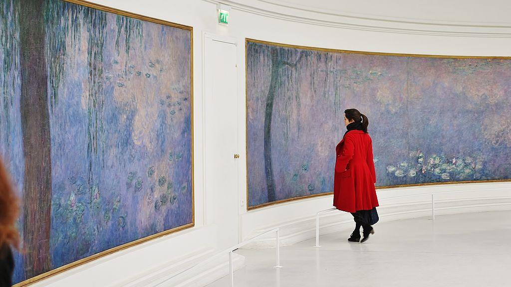 Musee L'Orangerie Paris / 3 Days in Paris & the Impressionism Trail