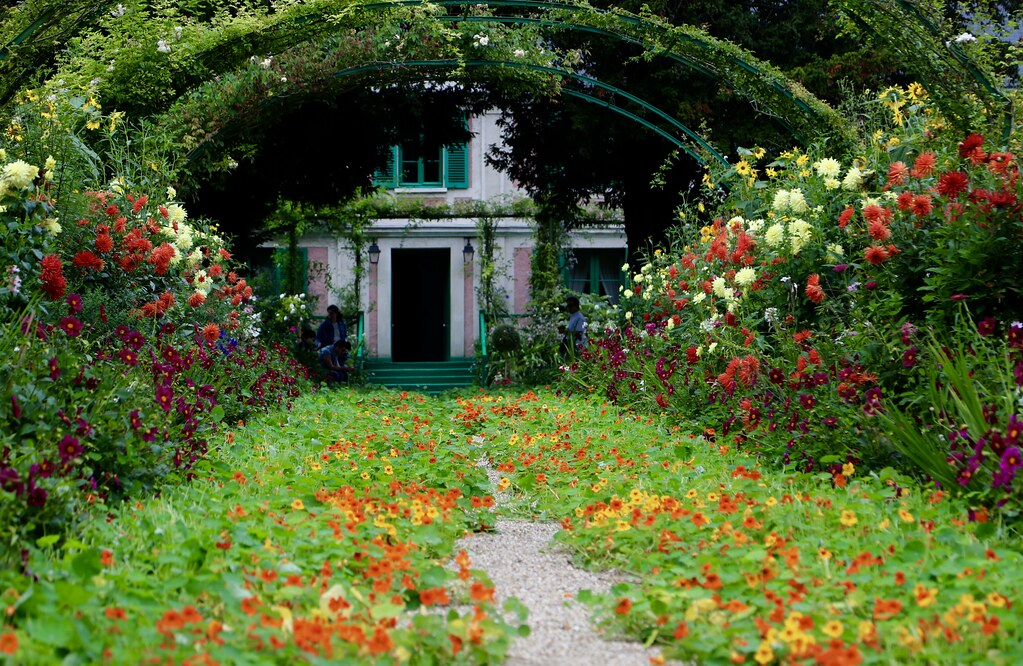 Monet's House & Gardens Giverny
