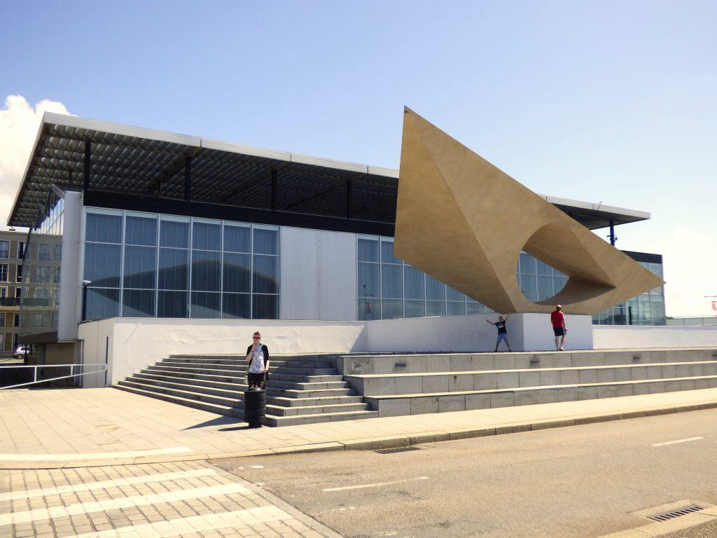 Musée d'art moderne André Malraux (MuMa) in Le Havre