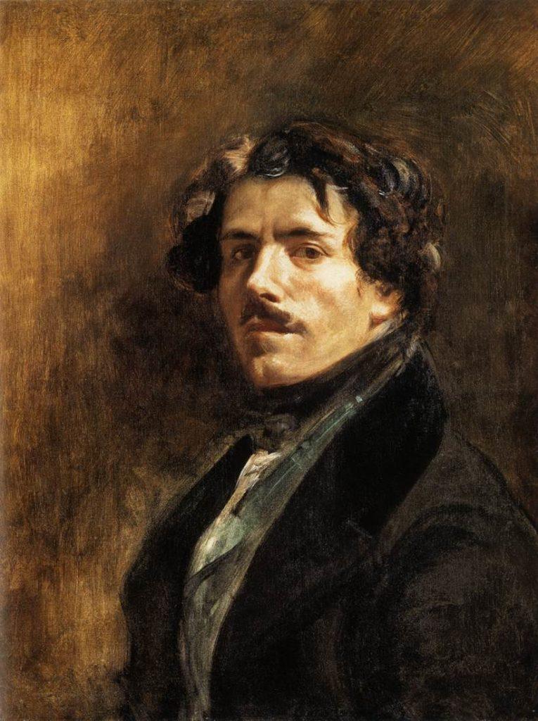 Eugène Delacroix died of the tuberculosis disease