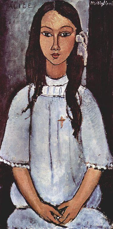 Amedeo Modigliani artwork