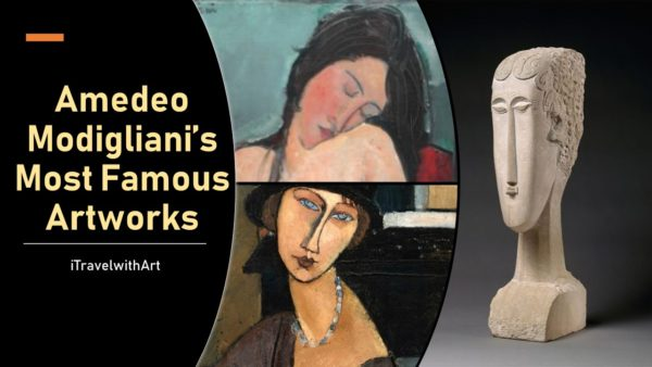 Amedeo Modigliani artworks