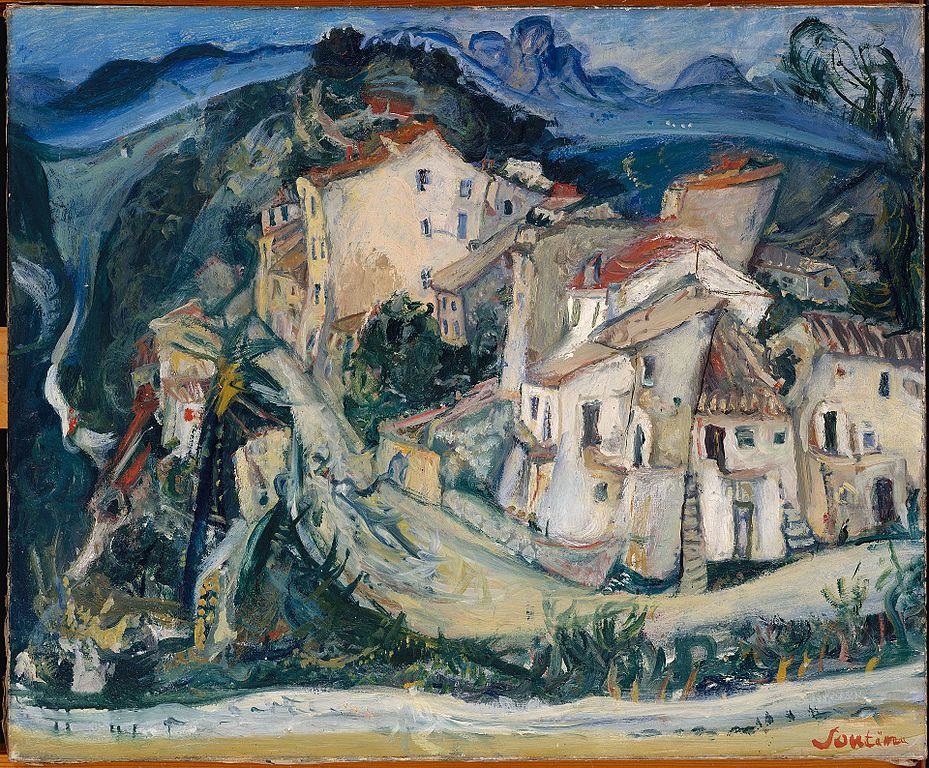 Chaim Soutine Painting - One of the Jewish Immigrant Painters who came to Paris