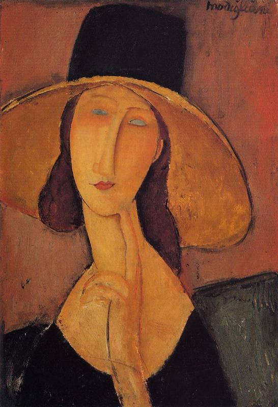 Read about Amedeo Modigliani in the great book set in Paris by Stanley Meisler