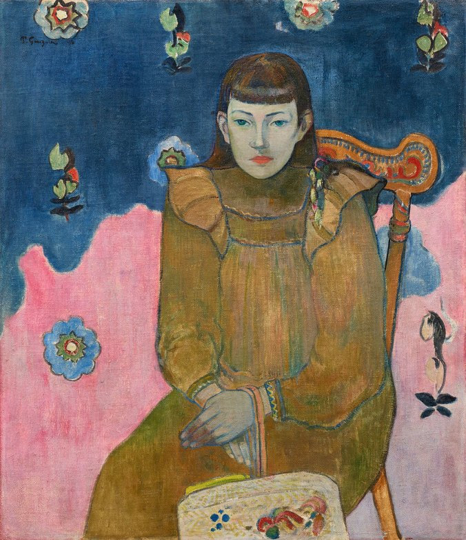 Gauguin Painting from the Ordrupgaard Collection